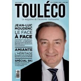 ToulÉco le Mag n°21 Face à face avec Jean-Luc Moudenc