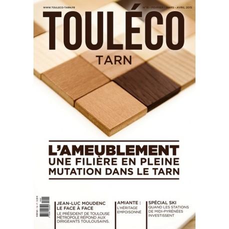 TOULECO TARN N°18 L'AMEUBLEMENT une filière en pleine mutation dans le Tarn