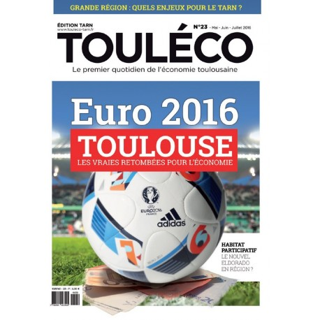 Touléco n°23 le Mag - Edition Tarn