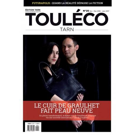 TouLéco Tarn n° 25 Le Mag LE CUIR DE GRAULHET