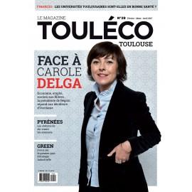 ToulÉco n°29 le Mag - Carole Delga le face à face