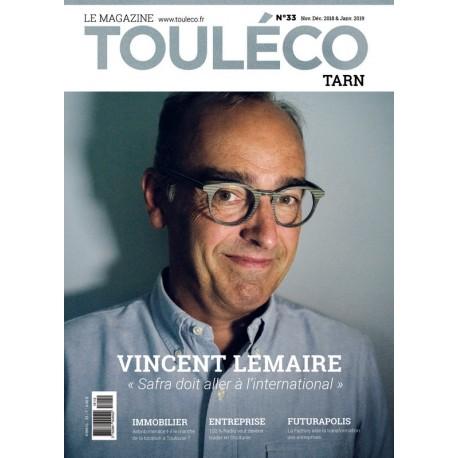 ToulÉco Tarn n°33 le Mag - Safra doit aller à l'inrternational
