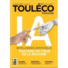 ToulÉco n°37 le Mag - IA Intelligence artificielle