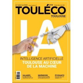 ToulÉco n°37 le Mag - IA Intelligence artificielle
