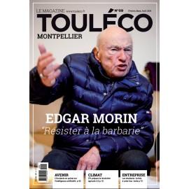 ToulÉco n°9 Montpellier le Mag - Edgar Morin