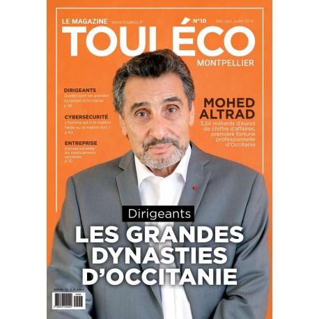 ToulÉco n°10 Montpellier le Mag - Mohed Altrad - Les Grandes Dynasties d'Occitanie