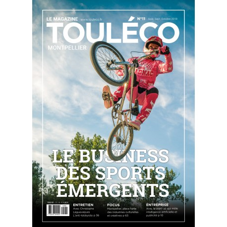 ToulÉco n°11 Montpellier le Mag - Le business des sports émergents