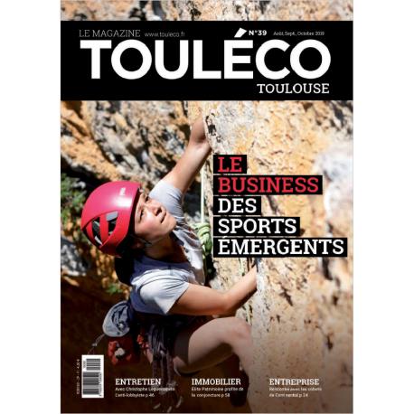 ToulÉco n°39 le Mag - Le business des sports émergents