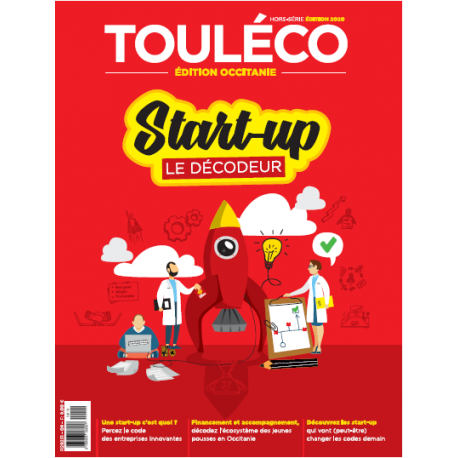 START-UP LE DÉCODEUR édition 2020