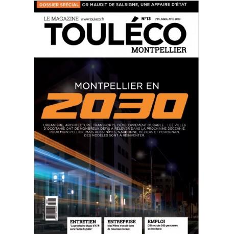ToulÉco n°13 Montpellier le Mag - Montpellier en 2030