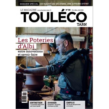 ToulÉco Tarn n°38 le Mag - Les Poteries d'Albi, entre innovations et savoir-faire