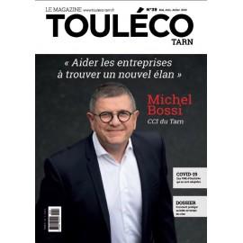 ToulÉco Tarn n°39 le Mag - « Aider les entreprises à trouver un nouvel élan »