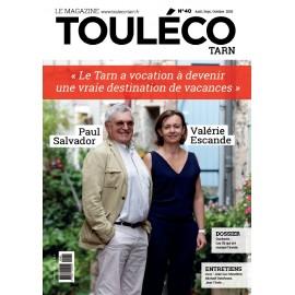 ToulÉco Tarn n°40 le Mag - « Le Tarn a vocation à devenir une vraie destination de vacances »