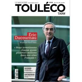 ToulÉco Tarn n°40 le Mag - Éric Ducournau directeur...