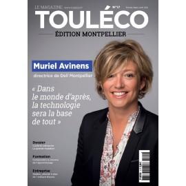 ToulÉco n°17 Montpellier le Mag - Entretien avec Muriel Avinens, directrice de Dell Montpellier