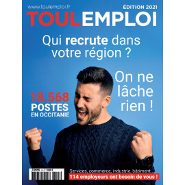 Qui recrute dans votre région? Edition 2021