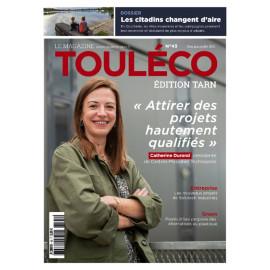 ToulÉco Tarn n°43 le Mag - Catherine Durand, Castres Mazamet Technopole