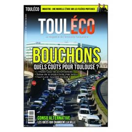 ToulÉco numérique n°14 - Bouchons quels coûts pour Toulouse ?