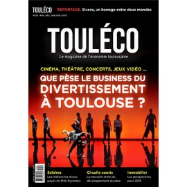 ToulÉco le Mag n°20 Que pèse le business du divertissement à Toulouse