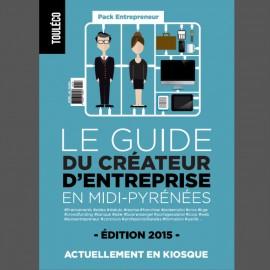 Le guide du créateur d'entreprise en Midi-Pyrénées