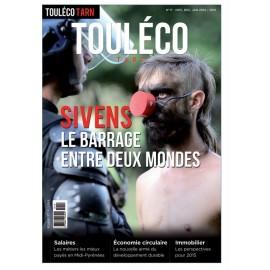 TOULECO TARN N°17 SIVENS LE BARRAGE ENTRE DEUX MONDES
