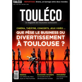 ToulÉco le Mag n°20 Que pèse le business du divertissement à Toulouse?