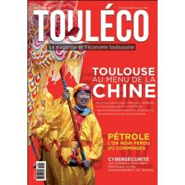 TOULECO le mag n°22 Toulouse au menu de la Chine