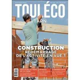 TOULECO TARN n°19 - version numérique. Construction redémarrage de l'activité en vue?