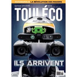 ToulÉco le Mag n°24 Spécial Robotique