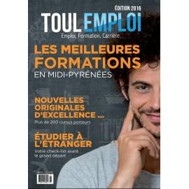 """""""Les Meilleures Formations en Midi-Pyrénées"""" 2016"""
