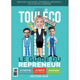 Le Guide du Repreneur 2016