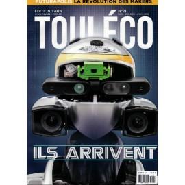 ToulÉco Tarn le Mag n°24 Spécial Robotique