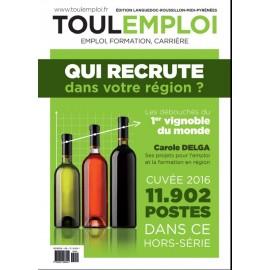 """""""Qui recrute en Languedoc-Roussillon-Midi-Pyrénées ? - Version numérique"""