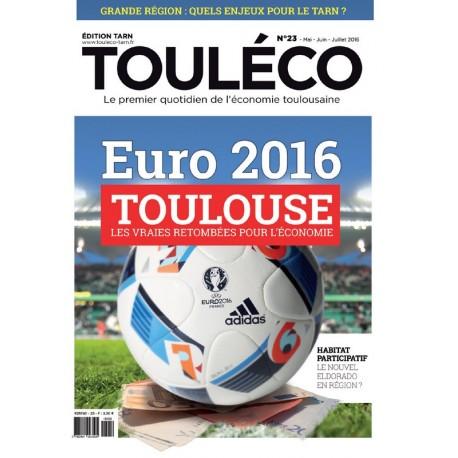 Touléco n°23 le Mag - Edition Tarn - Version numérique