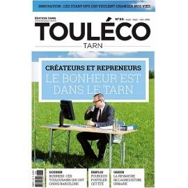 ToulÉco Tarn n°24 le Mag - Créateurs, le bonheur est dans le Tarn - Version numérique