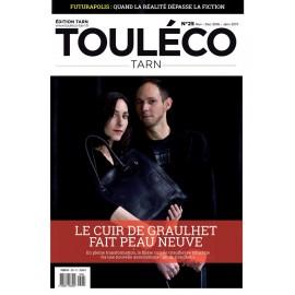 TouLéco Tarn n° 25 Le Mag - LE CUIR DE GRAULHET