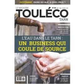 ToulEco Tarn n° 28 Le Mag - L'eau dans le Tarn: un business qui coule de source