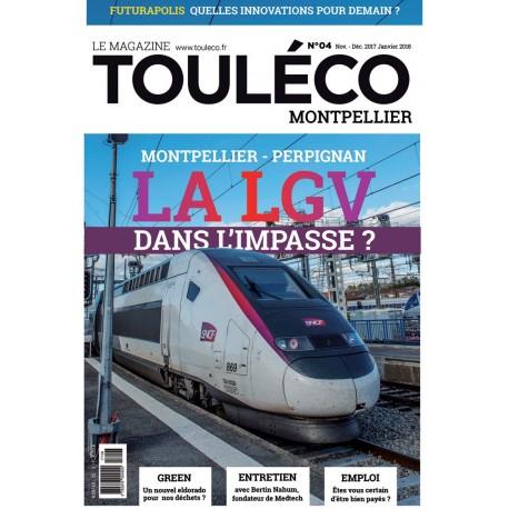 ToulÉco Montpellier n° 04 le Mag - La LGV dans l'impasse
