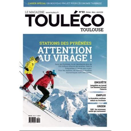 ToulÉco n°33 le Mag - Stations des Pyrénées: Attention au virage