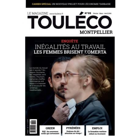 ToulÉco Montpellier n° 04 le Mag - Inégalités au travail