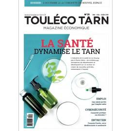 ToulÉco Tarn n°31 le Mag - La Santé dynamise le Tarn