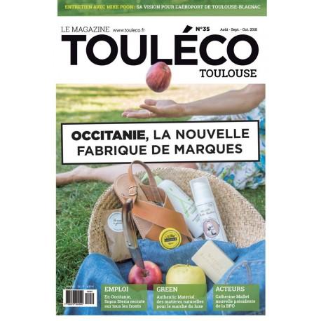 ToulÉco n°34 le Mag - Occitanie, la nouvelle fabrique de marques