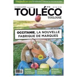 ToulÉco n°35 le Mag - Occitanie, la nouvelle fabrique de marques