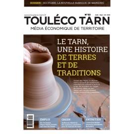 ToulÉco Tarn n°32 le Mag - Terres du Tarn à travers les siècles