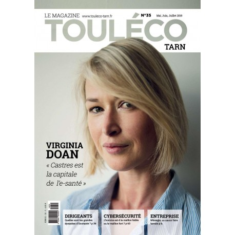 ToulÉco Tarn n°34 le Mag - Narendra Jussien