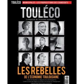 ToulÉco le Mag n°17 - Les rebelles de l'économie Toulousaine