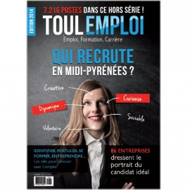 ToulEmploi numérique - Qui recrute en Midi-Pyrénées ?
